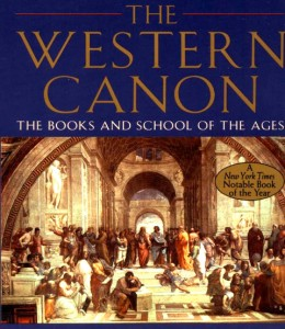 Harold Bloom - The Western Canon