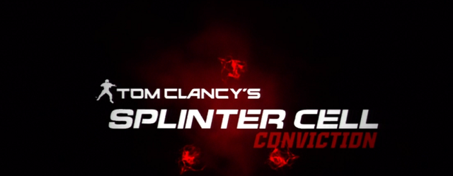 A couple of years on AJ finally gets round to playing Splinter Cell: Conviction, the black sheep of the Splinter Cell family.
