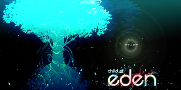 Child of Eden Cover