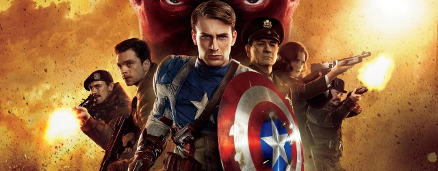 In the final part of his superhero movie & tie-in series, will Kevin beat Captain America red, white and blue?