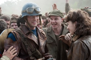 Steve Rogers, the man who punched out Hitler 200 times.