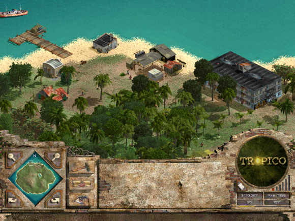 The Tropico equivalent of an out-of-town business park