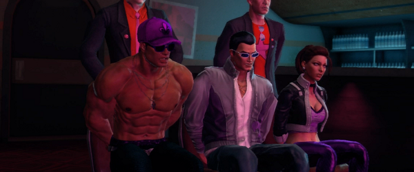 It is the week when the most important game of the month is being released - Welcome Saints Row: The Third