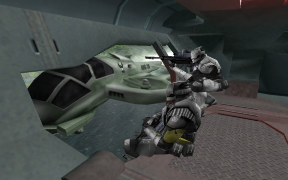 Red Faction 2 - in the dropship