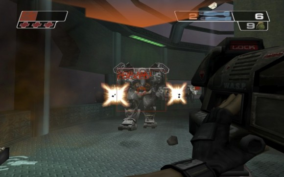 Red Faction 2 - shooty shooty