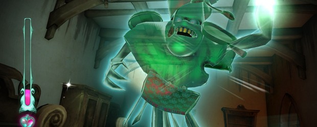 An easy sense of humour, imaginative and understated use of the Kinect, and Tim Schaffer... what's not to love?