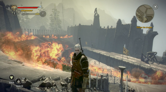 Witcher 2 screenshot #3