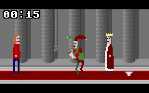 McPixel - King and Fool