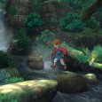 Ni No Kuni boasts charming visuals, a memorable cast and a bombastic soundtrack - but for Spann, it also means something more.