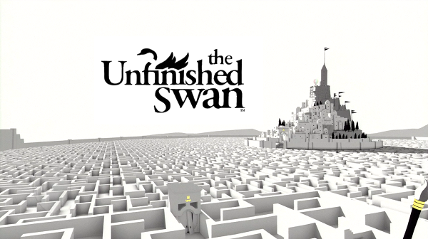 Unfinished Swan cover