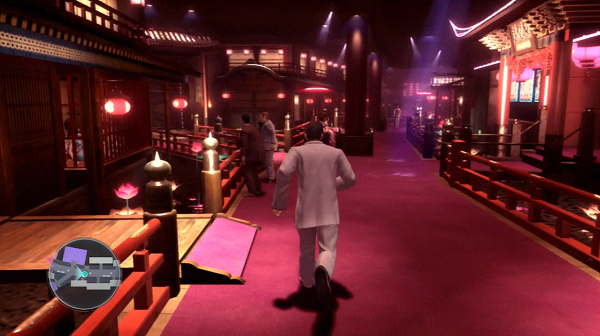 Before Yakuza 4 there was, unsurprisingly, Yakuza.