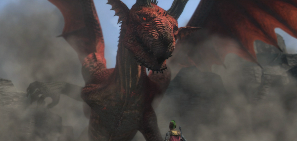 Dragons Dogma mohawk