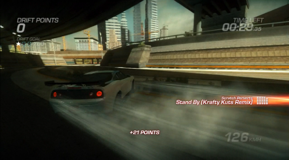 Ridge Racer Unbounded 02