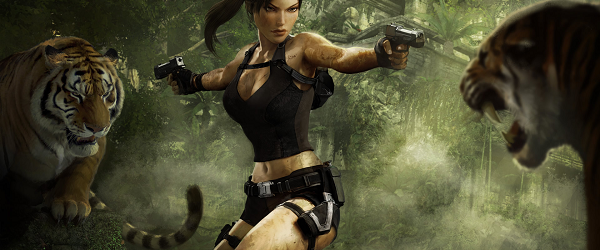 You can't always get what you want so sometimes you have to have a sad F.A.P. over Tomb Raider.