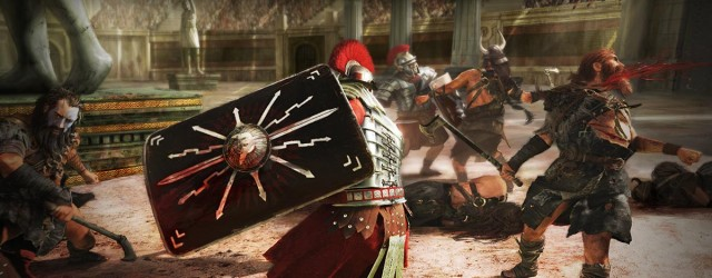 Dylan hosts an exclusive interview with Crytek's Disappointment Coordinator to discuss the controversial Ryse.