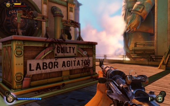 Bioshock Infinite - agitators