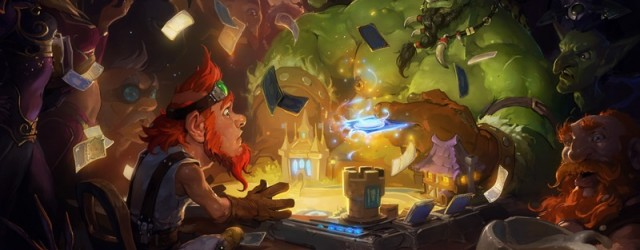 Shaun's been dabbling in Blizzard's combat card game and has a few thoughts to share.