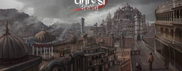 Unrest is a game about making decisions and living with their consequences, no matter what they are. It's an RPG that actually invites you to play roles.