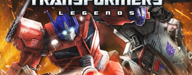 Shaun has been enjoying Transformers Legends so much he thought he'd write a guide to help beginners into the game. :) :) :))))