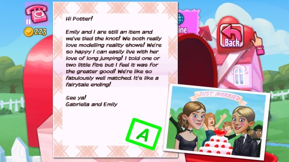 Kitty Powers Thanks Letter